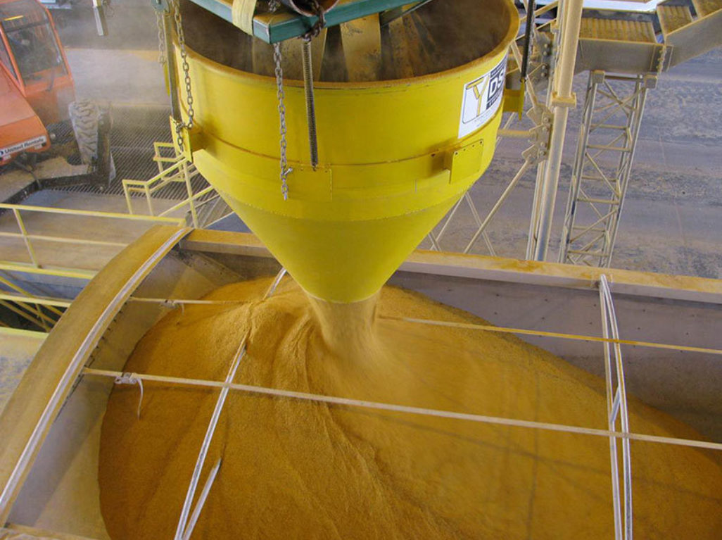 Net Direct Trucks >> Dust Suppression Hopper   Sioux Steel Company