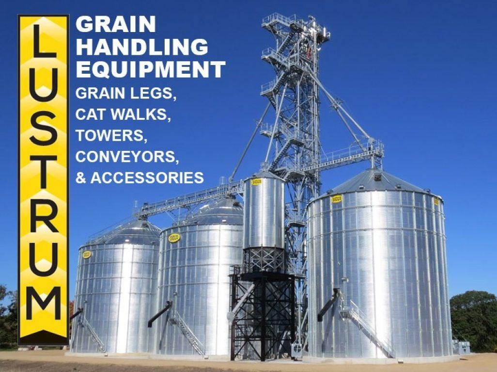 Grain Legs, Towers, Conveyors | Sioux Steel Company