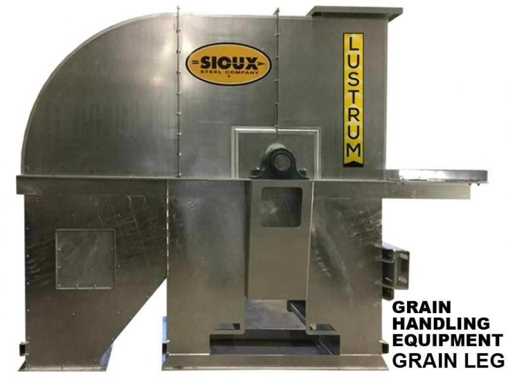 Grain Legs, Towers, Conveyors   Sioux Steel Company