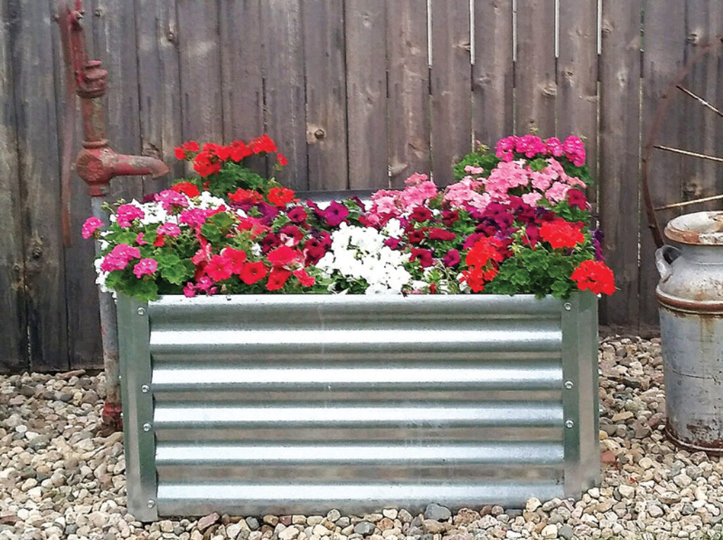 Picture of: Verdant Garden Beds Sioux Steel Company