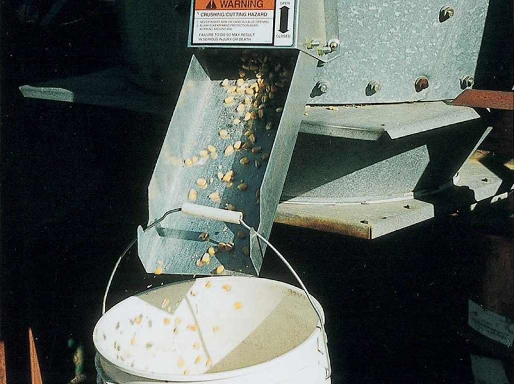 Bulk Feed Bins | Sioux Steel Company