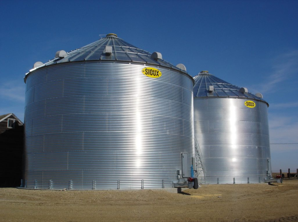 Farm Bins | Sioux Steel Company