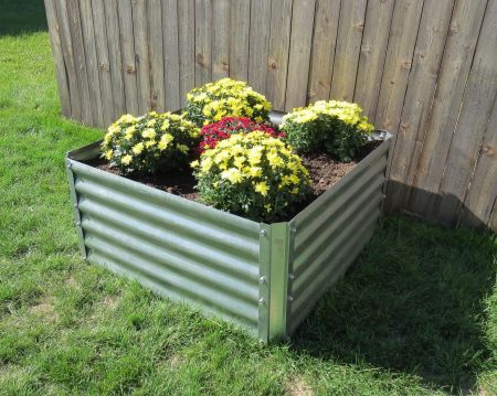 Verdant Garden Beds