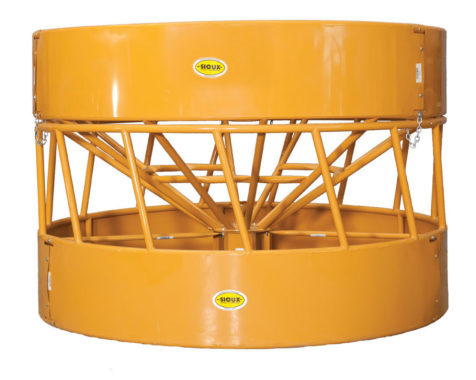 Closed Bottom Hay Max Feeder