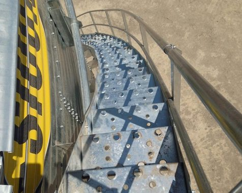 Grain Systems Stairs