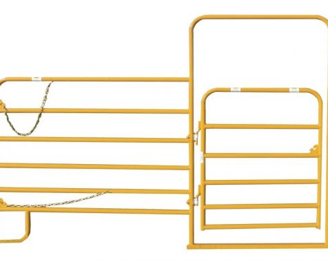 Victory Cattle Bow Gate