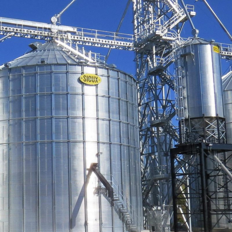 Manufacturer of Grain Bins, Buildings,… | Sioux Steel Company