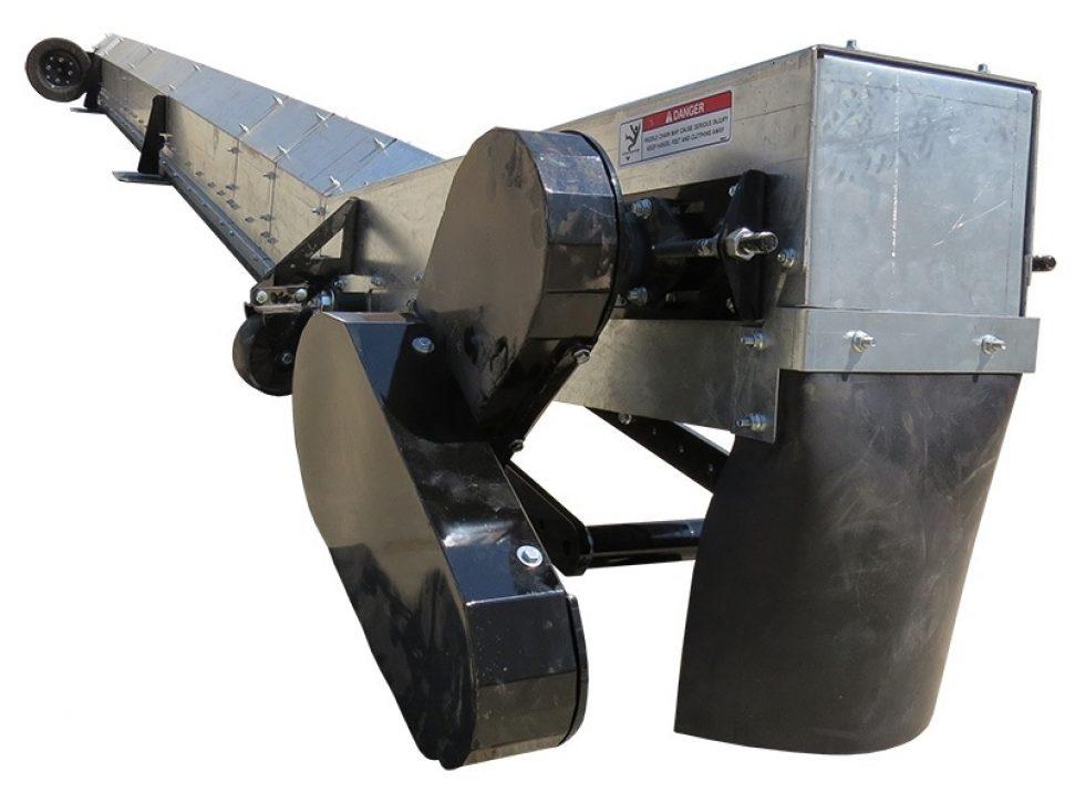 Safest Grain Bin Unload In The Industry