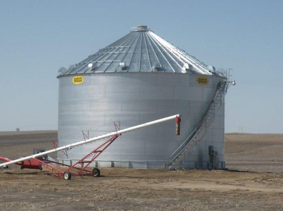 Sioux Steel Farm Bin
