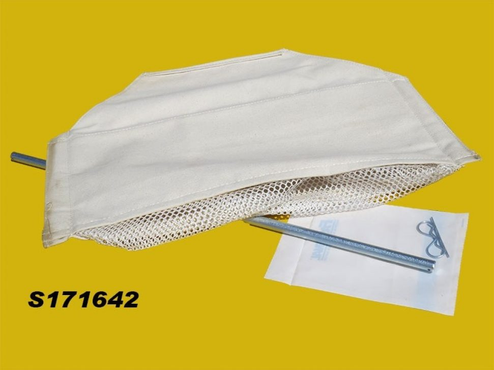 Upright Mineral Feeder Dust Bag