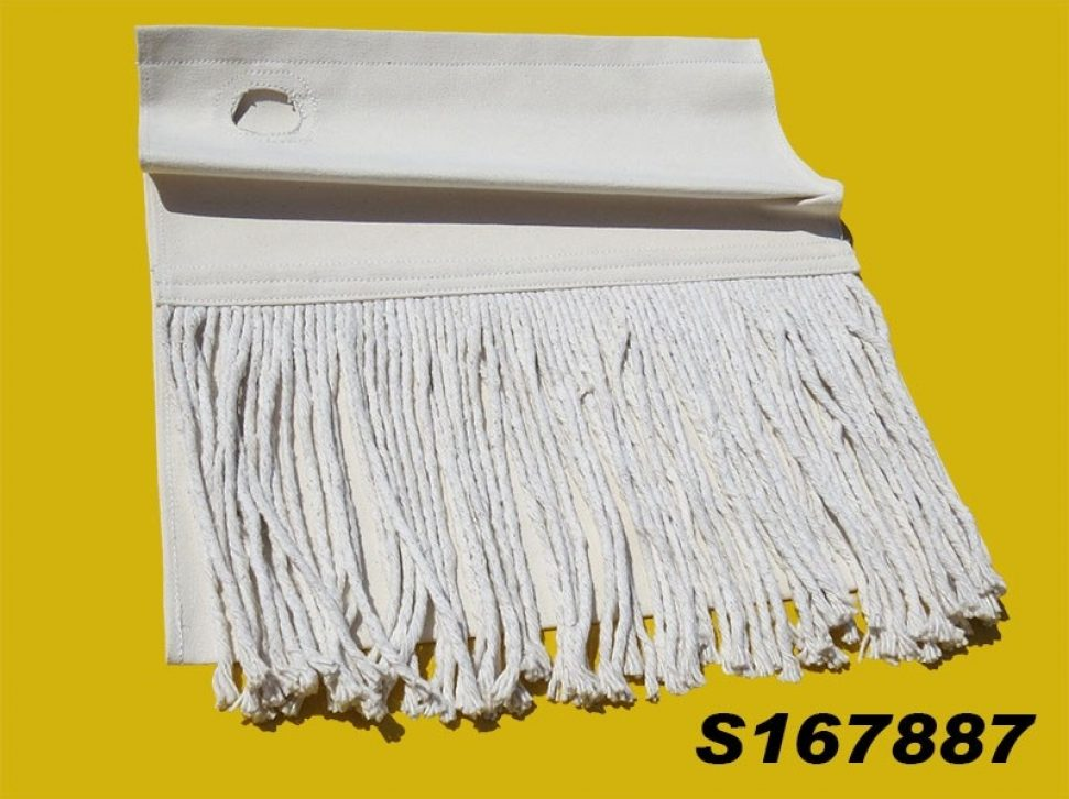 Upright Mineral Feeder Oil Mop